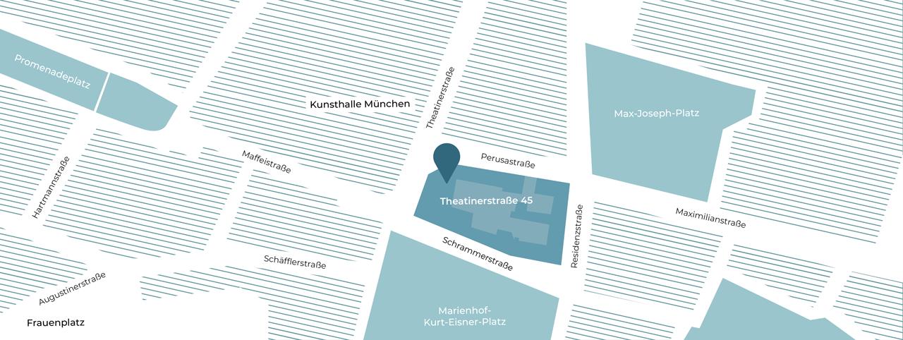 Anfahrt EIT München - Ihre Steuerberater München Zentrum | Innenstadt